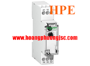 A9E16067 - Time delay Acti9 iRTC 2P TIME RELAY DURATION END OF PULSE