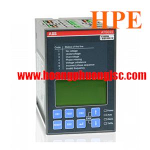 Bộ điều khiển tự động ATS 1SDA065524R1 ABB