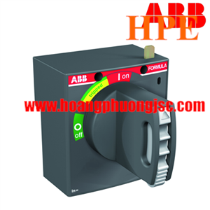 Tay nắm xoay trực tiếp - ROTARY HANDLE (RHD) ABB 1SDA066155R1
