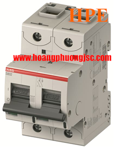 Aptomat ABB dòng cắt cao S802C-C10 2P 10A 25kA 2CCS882001R0104