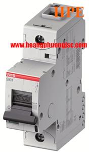 Aptomat ABB dòng cắt cao S801S-C63 1P 63A 50kA 2CCS861001R0634