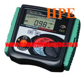 Đồng hồ đo điện trở cách điện Megaohm, (Mêgôm mét), Kyoritsu 3005A , K3005A