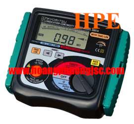 Đồng hồ đo điện trở cách điện Megaohm , (Mêgôm mét) Kyoritsu 3007A, K3007A