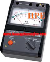 Đồng hồ đo điện trở cách điện Megaohm , (Mêgôm mét), Kyoritsu 3123A, K3123A