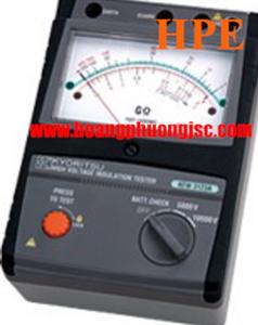 Đồng hồ đo điện trở cách điện KYORITSU 3123A ( Ngừng sản xuất thay thế bằng 3123B )