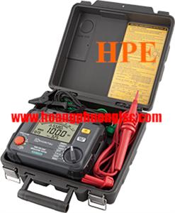 Đồng hồ đo điện trở cách điện Megaohm , (Mêgôm mét), Kyoritsu 3025A, K3025A