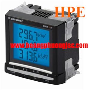 Đồng hồ đa năng Diris A20, RS 485 Socomec