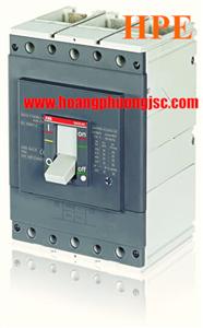 Aptomat MCCB ABB A3N 3P 630A 36kA 1SDA066566R1