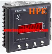 Đồng hồ đo dòng, áp 1Pha LED VERITEK - VIPS 91E (96x96)