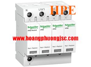 A9L20600 - Chống sét lan truyền  Schneider Acti 9 iPRD 3P+N 20kA