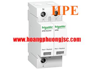 A9L65501 - Chống sét lan truyền Schneider Acti 9 iPRD 1P+N 65kA