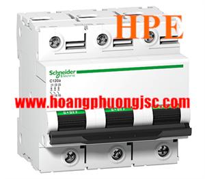 A9N18369 - Aptomat Schneider C120N 3P 125A 10kA 415V
