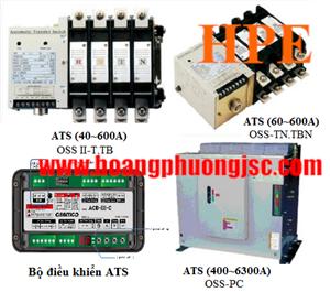 Bộ chuyển nguồn tự động ATS OSEMCO ( OSUNG ) 800A 4P OSS-608-PC ( ON-ON )