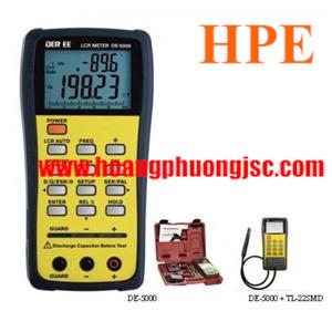 Đồng hồ đo LCR METER DE-5000