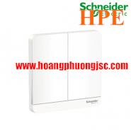 Nút nhấn nhả đôi 4A E8332PRL1_WE_G19 Schneider