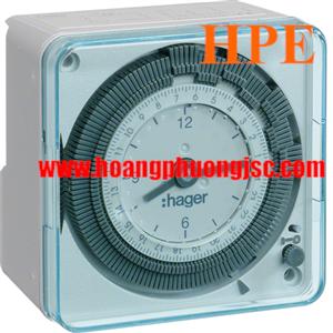 Công tắc thời gian Analog 1 kênh chu kỳ ngày EH716