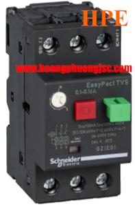 GZ1E06 Schneider – CB bảo vệ động cơ EasyPact TVS 1–1.6A