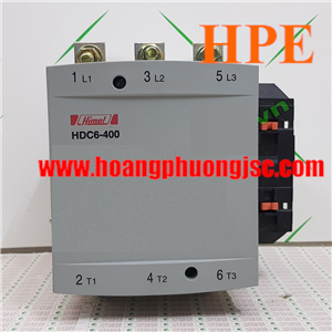 Khởi động từ 330A 220V 3P HDC633000M Himel