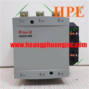 Khởi động từ 400A 220V 3P HDC640000M Himel