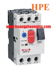 CB bảo vệ động cơ(Motor Portector) HDP6322P5 Himel
