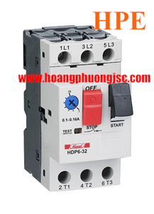 CB bảo vệ động cơ(Motor Portector) HDP63223 Himel