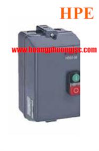 Khởi động từ dạng hộp 3P 4kW 7-10A  HDS318B12Q710M Himel