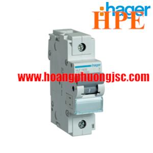 APTOMAT MCB 1P 80A HLF180S HAGER
