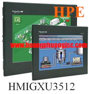 Màn hình TFT HMIGXU3512 có sẳn cổng internet , USB