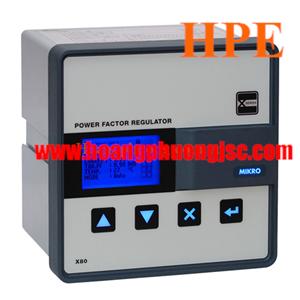 Rơ le điều khiển hệ số công suất PFRLCD80P3-230-50 Mikro